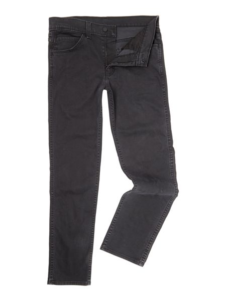 Levi's Line 8 511 Slim Fit Stretch Black Jeans