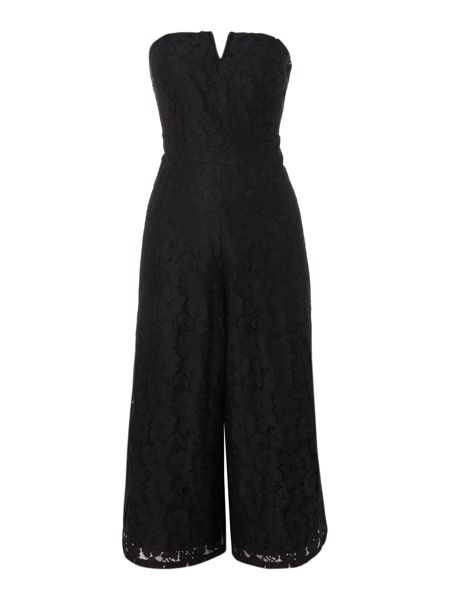 Therapy Lexie Lace Jumpsuit