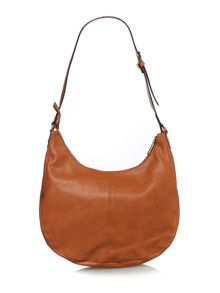Ollie & Nic Pasha tan hobo bag