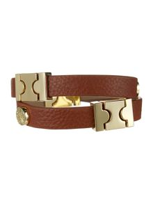 Biba Kelly double wrap cuff
