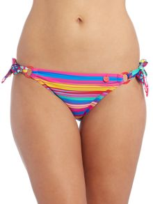 Lepel Sun kiss tie side pant
