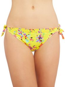 Lepel Sunset tie side pant
