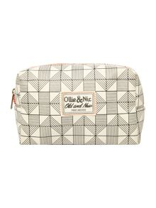 Ollie & Nic Aztec cosmetic purse