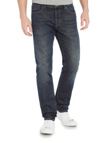 Benetton Mid Wash Regular Fit Jeans