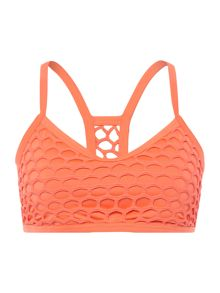 Seafolly Mesh about sports tank top