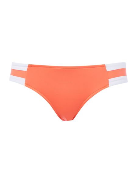 Seafolly Block party spliced hipster
