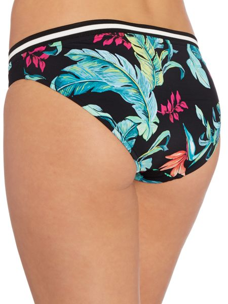 Seafolly Jungle out there hipster brief