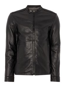 Nook leather jacket