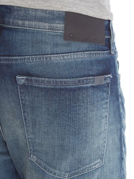 Calvin Klein Slim fit straight jean
