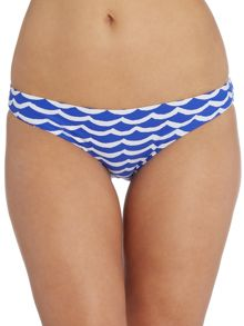 Seafolly Tidal wave hipster brief