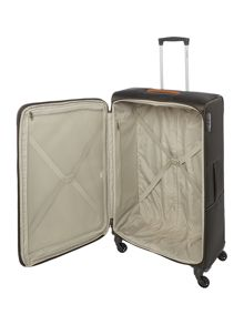 Samsonite Caphir olive 4 wheel soft large suitcase