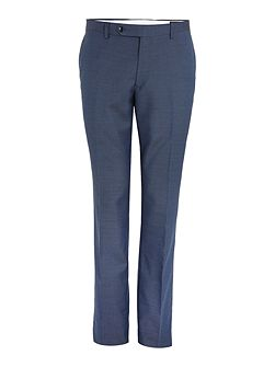 Santo Italian Wool Textured Suit Trouser