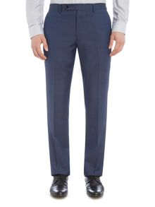Corsivo Santo Italian Wool Textured Suit Trouser