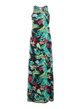Seafolly Botanical maxi dress cover up
