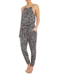 Seafolly Safari beach jumpsuit