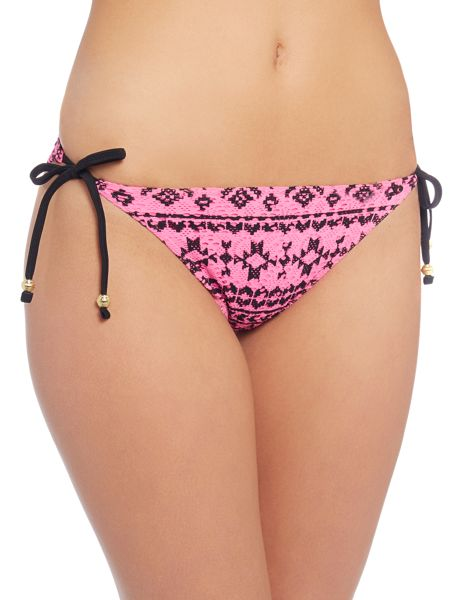 Lepel Summer days tie side pant