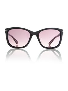 Oakley Black cat eye OO9232 DROP IN sunglasses