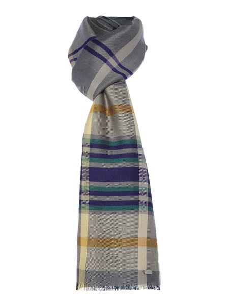 Fraas Check scarf