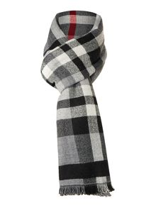 Reversible check wrap