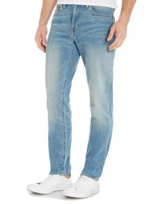 Levi's 511 Dusted Light wash slim fit jeans