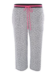 DKNY Heart to please capri pyjama trousers
