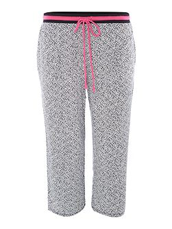 Heart to please capri pyjama trousers