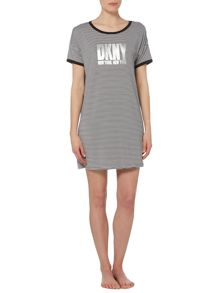 DKNY Urban essentials logo sleep shirt