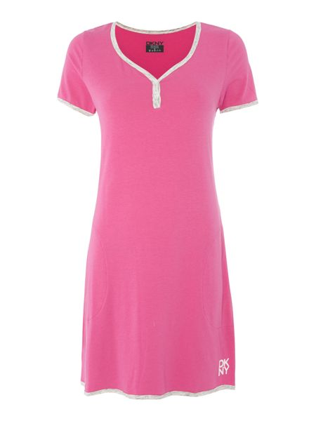 DKNY Logo sleep dress