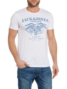 Jack & Jones Eagle Short Sleeve Crew T-shirt