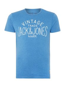 Jack & Jones Trademark Short Sleeve Crew T-shirt