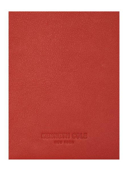 Kenneth Cole Red small flapover crossbody