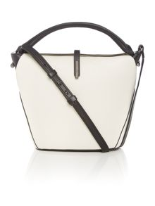 Kenneth Cole Mono small flapover crossbody