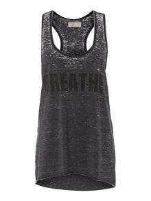 Label Lab Breathe logo vest