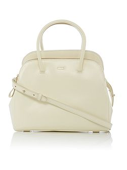 Green park ivory medium multiway bag
