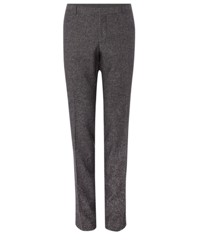 Calvin Klein men's grey tailored trousers