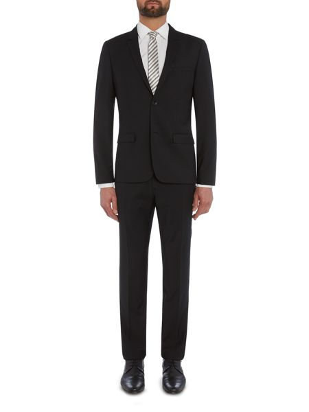 Calvin Klein Pittsburgh wool suit trouser