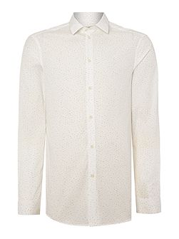 Wallace long sleeve cotton shirt