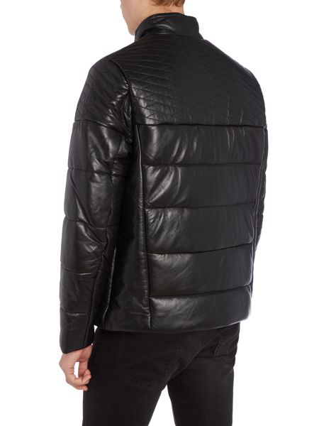 Calvin Klein Lane leather jacket
