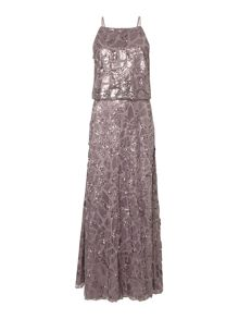 Linea Embellished maxi dress