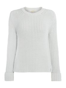 Barbour Clove hitch long sleeve sweater
