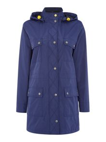 Barbour Hackamore hooded jacket