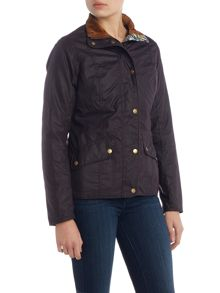 Barbour Manderston wax jacket