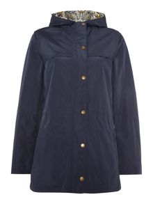 Reversible manderston wax jacket