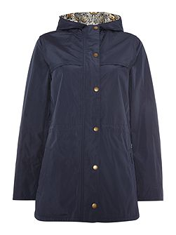 Barbour Reversible manderston wax jacket