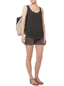 Gray & Willow Double layer vest