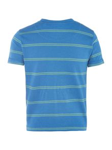 Howick Junior Boys Stripe t-shirt with pocket