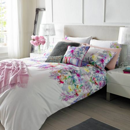 Ted Baker Hanging Gardens Housewife Pillowcase Pair