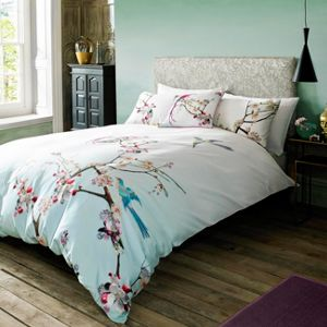 Ted Baker Flight of the Orient Housewife Pillowcase Pair