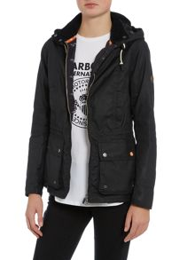 Barbour Chock wax jacket