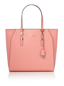 Gigi pink tote shoulder bag